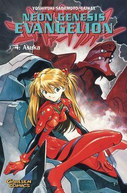 Neon Genesis Evangelion 4 von Gainax, Sadamoto,  Yoshiyuki