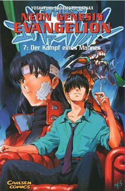 Neon Genesis Evangelion 7 von Gainax, Sadamoto,  Yoshiyuki