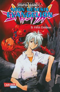 Neon Genesis Evangelion 9 von Gainax, Sadamoto,  Yoshiyuki