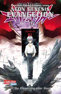 Neon Genesis Evangelion 11 von Gainax, Sadamoto,  Yoshiyuki