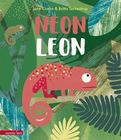 Neon Leon von Clarke,  Jane, Lawall,  Christiane, Teckentrup,  Britta