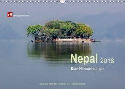 Nepal 2018 – Dem Himmel so nah (Wandkalender 2018 DIN A3 quer) von Bergwitz,  Uwe