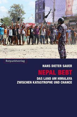Nepal bebt von Sauer,  Hans Dieter