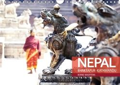 NEPAL Bhaktapur Kathmandu (Wandkalender 2018 DIN A4 quer) von Maertens,  Bernd