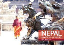 NEPAL Bhaktapur Kathmandu (Wandkalender 2019 DIN A4 quer) von Maertens,  Bernd
