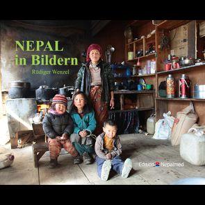 Nepal in Bildern von Marx,  Burga, Wenzel,  Rüdiger