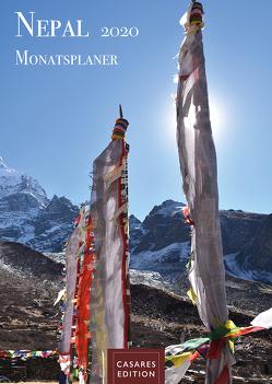 Nepal Monatsplaner 2020 30x42cm