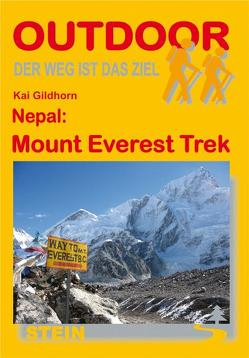 Nepal: Mount Everest Trek von Gildhorn,  Kai