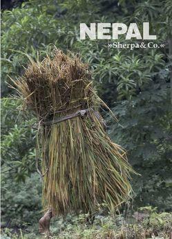 NEPAL »Sherpa & Co.« von R. D. Sharma,  Yuyutsu, Stimm,  Andreas