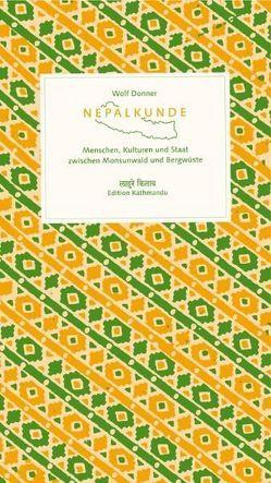 Nepalkunde von Donner,  Wolf, Thapa,  Philipp P