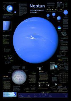 Neptun – der tiefblaue Gigant von Welter-Schultes,  F W