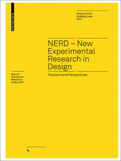 NERD – New Experimental Research in Design von Erlhoff,  Michael, Jonas,  Wolfgang