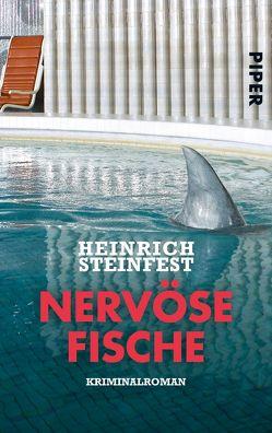 Nervöse Fische von Steinfest,  Heinrich