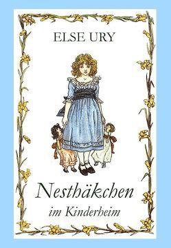 Nesthäkchen, Bd. 3, Nesthäkchen im Kinderheim von Ury,  Else