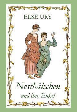 Nesthäkchen, Bd. 9, Nesthäkchen und ihre Enkel von Ury,  Else