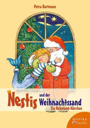 Nestis und der Weihnachtssand von Hartmann,  Petra, Otto-Fradina,  Olena