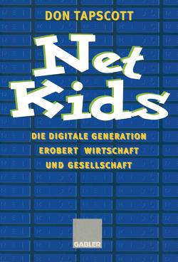 Net Kids von Tapscott,  Don