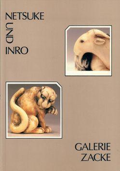 Netsuke und Inro aus Japan – Ausstellung 1985 von Zacken,  Wolfmar