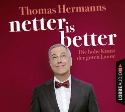 Netter is better von Hermanns,  Thomas