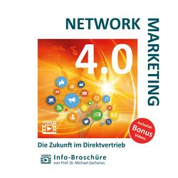 Network-Marketing 4.0 von Professor Dr. Zacharias,  Michael