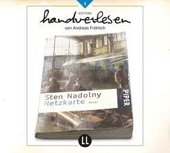 Netzkarte von Nadolny,  Sten