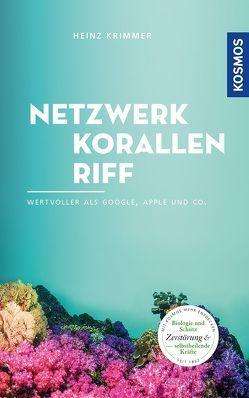 Netzwerk Korallenriff von Krimmer,  Heinz