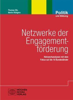 Netzwerke der Engagementförderung von Olk,  Thomas, Rüttgers,  Martin