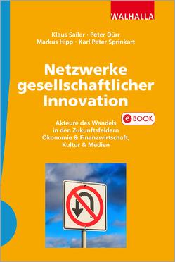 Netzwerke gesellschaftlicher Innovation von Dürr,  Peter, Hipp,  Markus, Sailer,  Klaus, Sprinkart,  Karl Peter