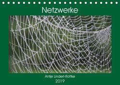 Netzwerke (Tischkalender 2019 DIN A5 quer) von Lindert-Rottke,  Antje