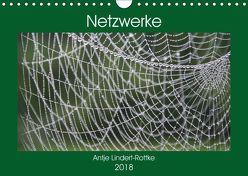 Netzwerke (Wandkalender 2018 DIN A4 quer) von Lindert-Rottke,  Antje