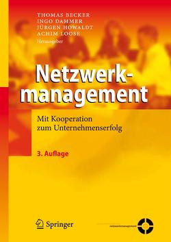 Netzwerkmanagement von Becker,  Thomas, Dammer,  Ingo, Howaldt,  Jürgen, Loose,  Achim