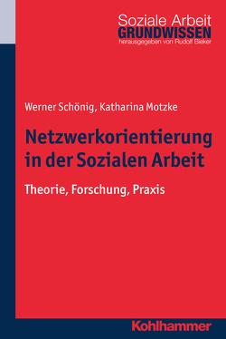 Netzwerkorientierung in der Sozialen Arbeit von Bieker,  Rudolf, Motzke,  Katharina, Schönig,  Werner