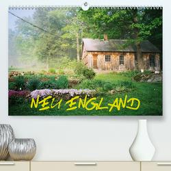 Neu England (Premium, hochwertiger DIN A2 Wandkalender 2020, Kunstdruck in Hochglanz) von Gimpel,  Frauke