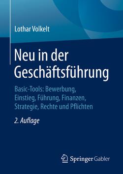 Neu in der Geschäftsführung von Volkelt,  Lothar