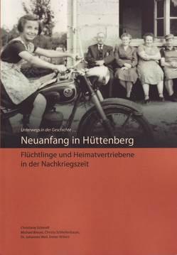 Neuanfang in Hüttenberg von Breuer,  Michael, Dr. Weil,  Johannes, Schleifenbaum,  Christa, Schmidt,  Christiane, Willert,  Dieter
