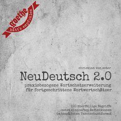 NeuDeutsch 2.0 von von Aster,  Christian