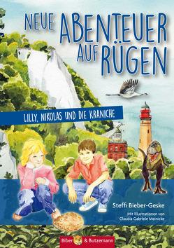 Neue Abenteuer auf Rügen von Bieber-Geske,  Steffi, Meinicke,  Claudia Gabriele