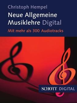 Neue Allgemeine Musiklehre von Hempel,  Christoph