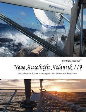 Neue Anschrift : Atlantik 119 von Geisenberger,  Markus, Geisenberger,  Sabina