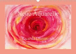 Neue Aquarelle (Wandkalender 2020 DIN A3 quer) von Dämmrich,  Ricarda