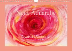 Neue Aquarelle (Wandkalender 2020 DIN A4 quer) von Dämmrich,  Ricarda