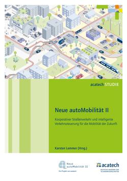 Neue autoMobilität II von Lemmer,  Karsten