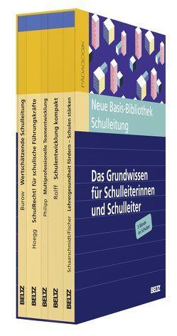 Neue Basis-Bibliothek Schulleitung von Burow,  Olaf-Axel, Fischer,  Andreas W., Hoegg,  Günther, Philipp,  Elmar, Rolff,  Hans-Günter, Schaarschmidt,  Uwe