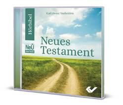 NeÜ bibel.heute Neues Testament Hörbibel von Schultze-Petzold,  Arne, Vanheiden,  Karl-Heinz