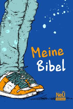 NeÜ bibel.heute -Standard- Motiv Jugend