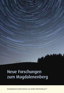 Neue Forschungen zum Magdalenenberg von Krausse,  Dirk, Monz,  Marina