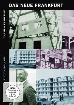 Neue Frankfurt (Sonderausgabe), Das von Geist,  Jonas, Krausse,  Joachim, Wolff,  Paul