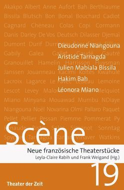 Scène 19 von Bah,  Hakim, Bissila,  Julien Mbiala, Miano,  Léonora, Niangouna,  Dieudonnè, Rabih,  Leyla-Claire, Tarnagda,  Aristide, Welgand,  Frank