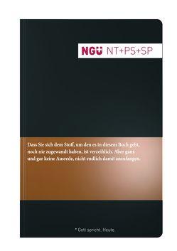 Neue Genfer Übersetzung (NGÜ) – Neues Testament mit Psalmen und Sprüchen