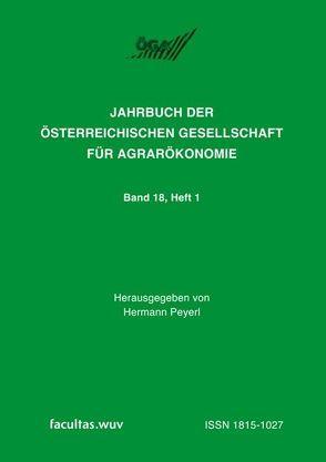 Neue Impulse in der Agrar- und Ernährungswirtschaft von Peyerl,  Hermann